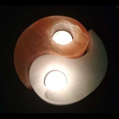 Solný svícen - Jin Jang