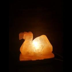 Solná lampa - velbloud