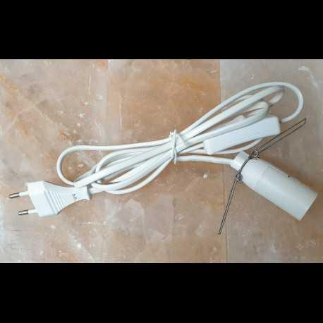 El. kabel pro solné lampy